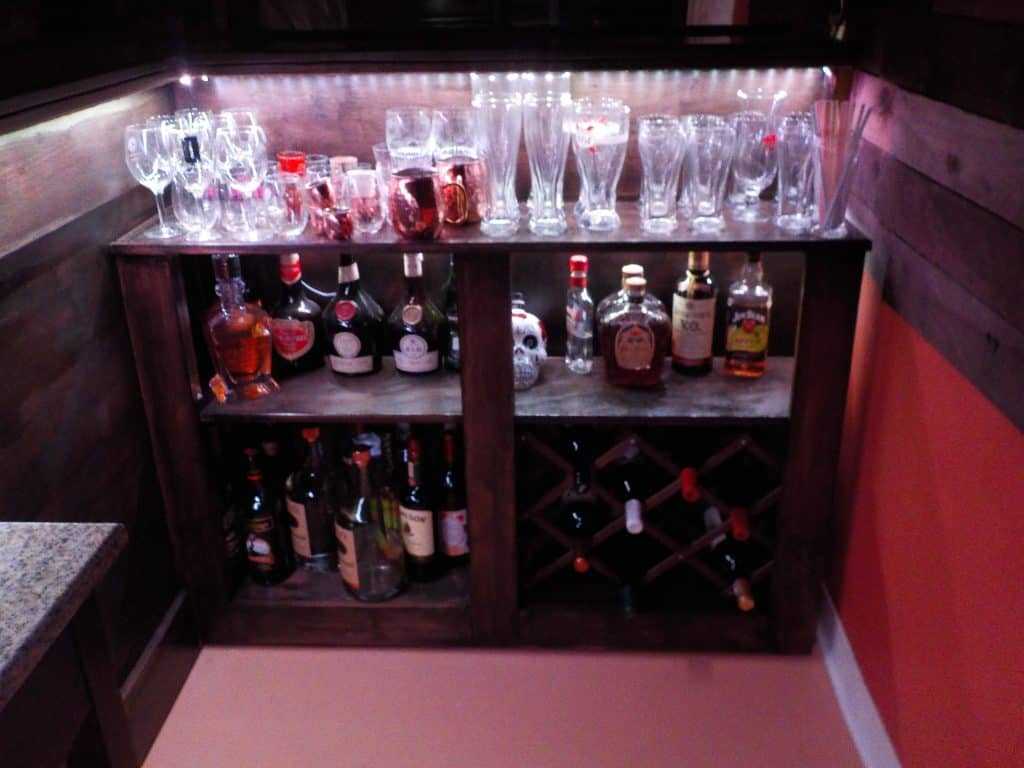 how to make a bar