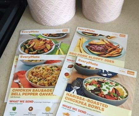 best meal kit delivery service, easy dinner idea for two