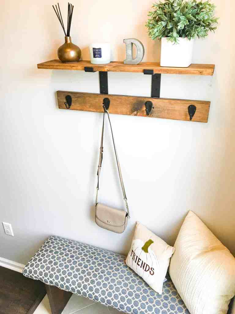 how to upholster a bench