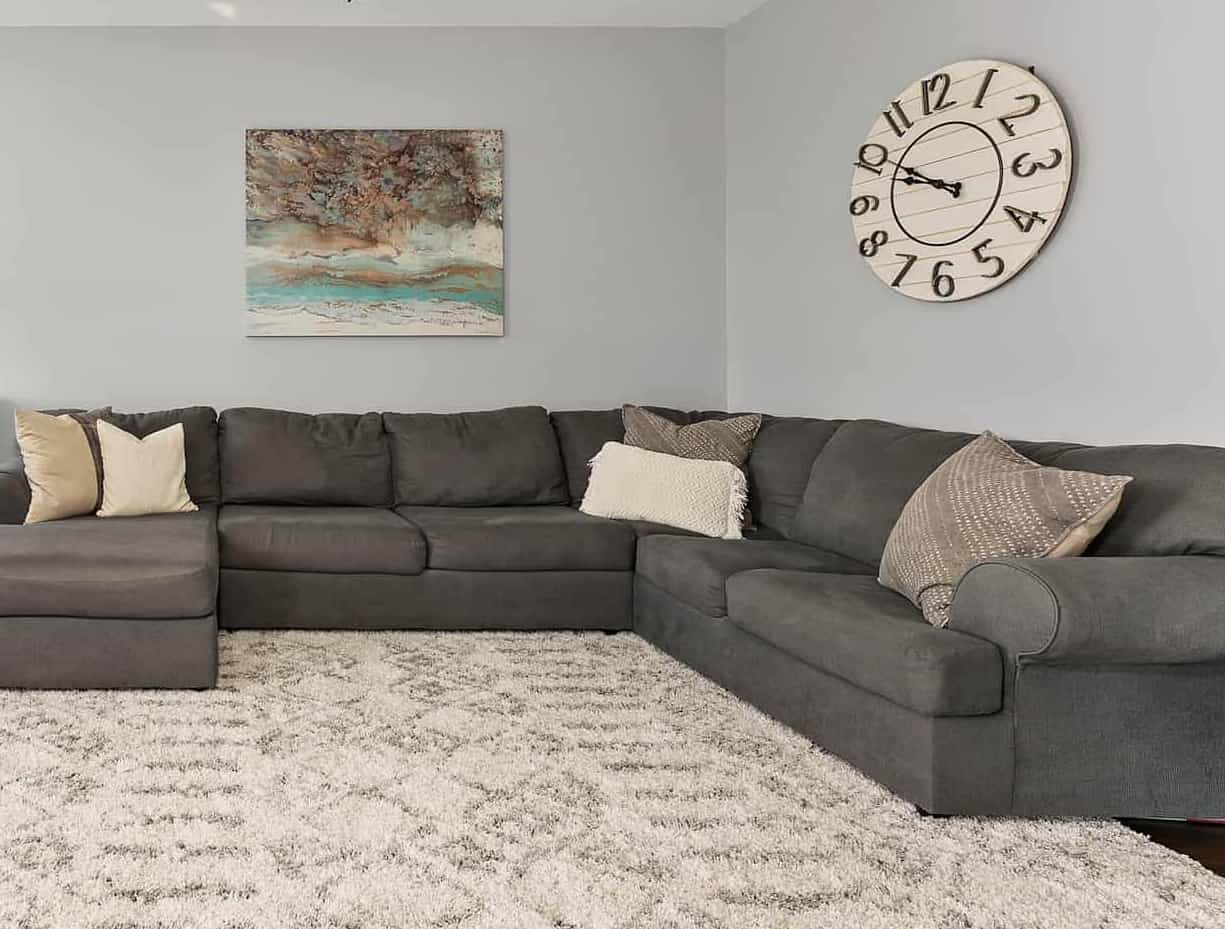 natural gray behr paint