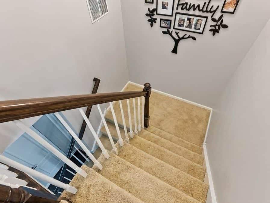 oak staircase updpate