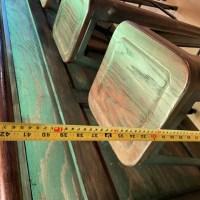 bar height